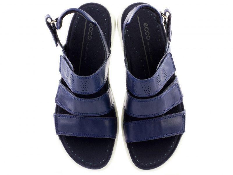 Сандалии для женщин ECCO SOFT 5 ZW5527 брендовая обувь, 2017