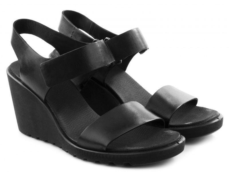 Босоножки женские ECCO FREJA WEDGE ZW5535 брендовая обувь, 2017