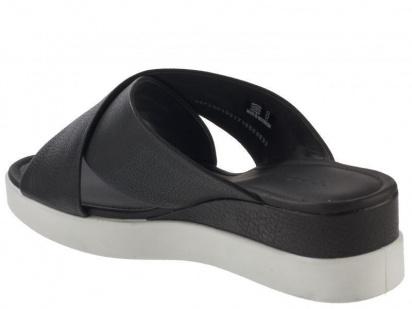 Шльопанці  для жінок ECCO TOUCH PLATEAU 260303(11001) брендове взуття, 2017