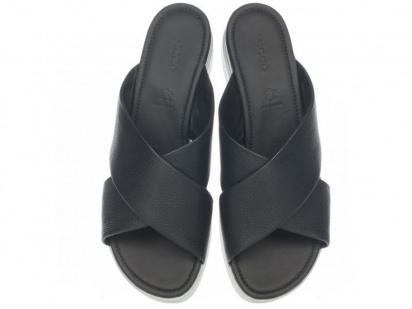 Шльопанці  для жінок ECCO TOUCH PLATEAU 260303(11001) модне взуття, 2017