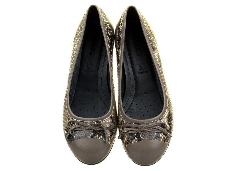 Балетки для женщин ECCO TOUCH ZW5540 купить обувь, 2017