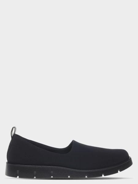 Слипоны для женщин ECCO BELLA 282073(51707) купить обувь, 2017
