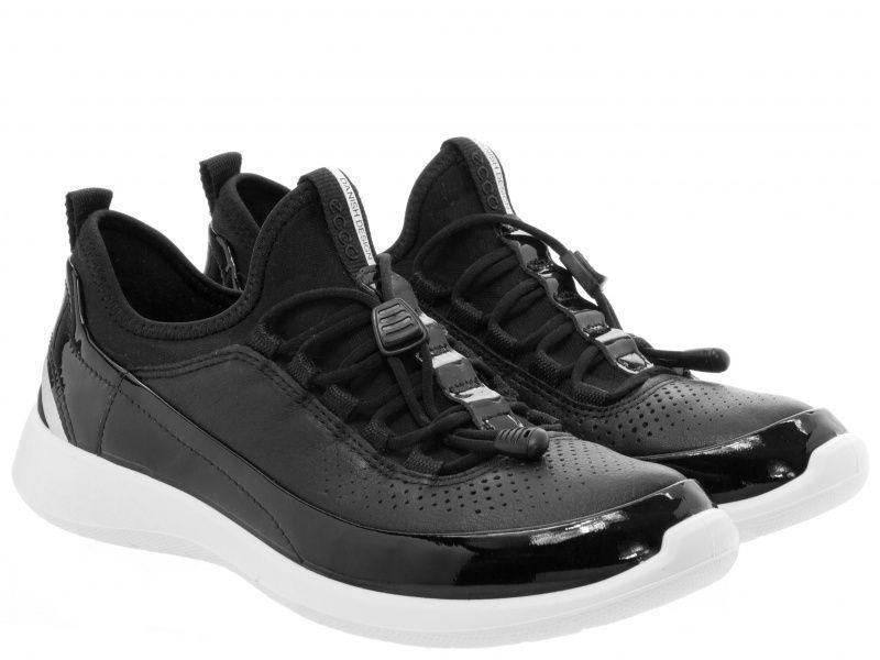 Полуботинки для женщин ECCO SOFT 5 ZW5554 размеры обуви, 2017