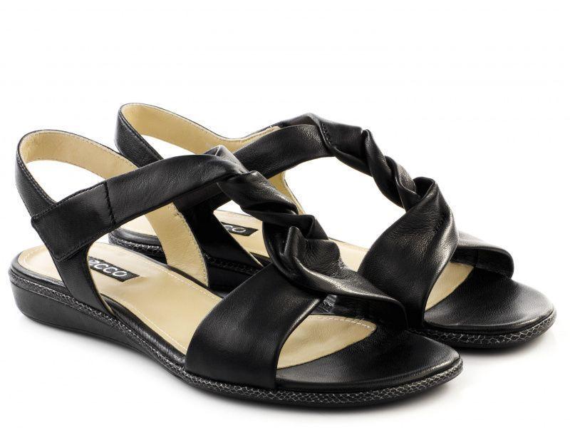 Сандалии женские ECCO BOUILLON 3.0 ZW5567 брендовая обувь, 2017