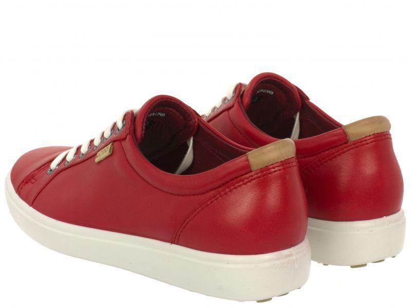 Полуботинки для женщин ECCO SOFT 7 ZW5569 размеры обуви, 2017