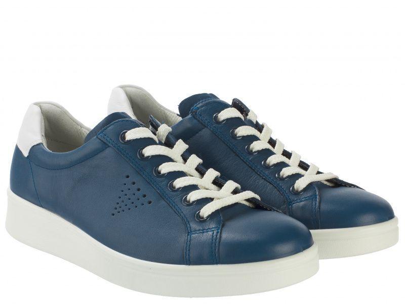 Полуботинки для женщин ECCO SOFT 4 ZW5627 брендовая обувь, 2017