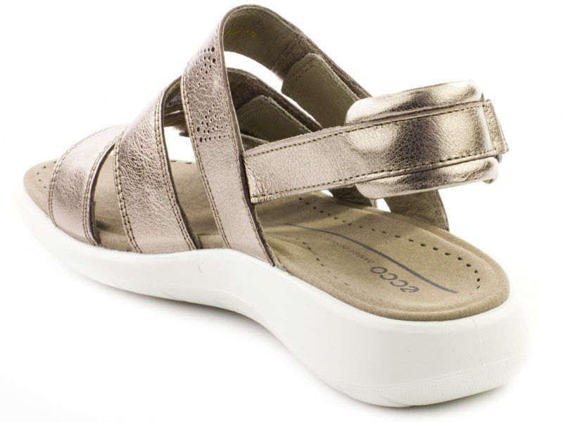 Сандалии для женщин ECCO SOFT 5 ZW5628 купить обувь, 2017
