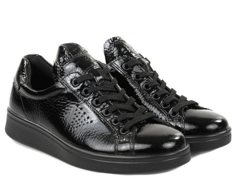 Полуботинки для женщин ECCO SOFT 4 ZW5656 брендовая обувь, 2017