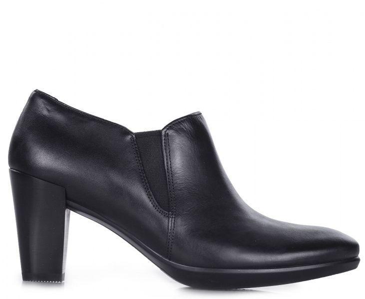 Ботинки женские ECCO SHAPE 55 PLATEAU STACK ZW5662, Черный