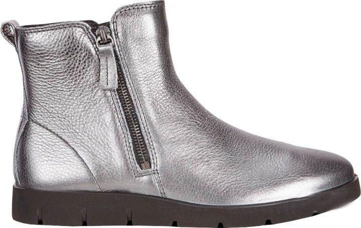 жіночі черевики ecco bella 282013(01602) шкіряні