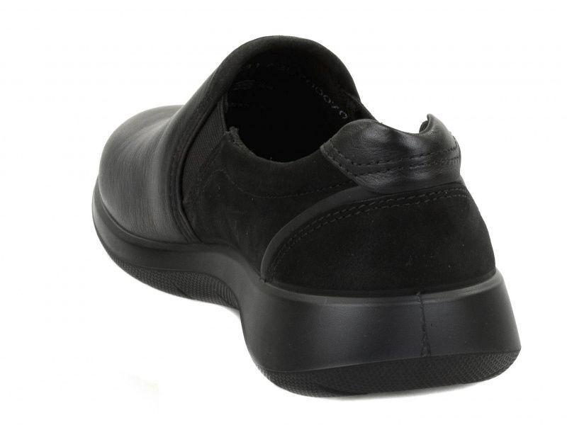 Полуботинки для женщин ECCO SOFT 5 ZW5668 купить обувь, 2017