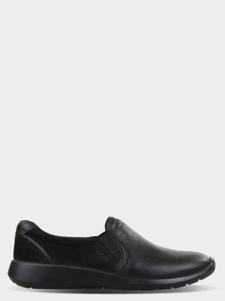 Полуботинки для женщин ECCO SOFT 5 ZW5668 брендовая обувь, 2017