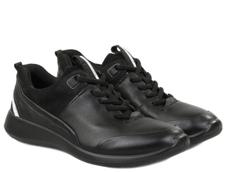 Полуботинки для женщин ECCO SOFT 5 ZW5673 размеры обуви, 2017