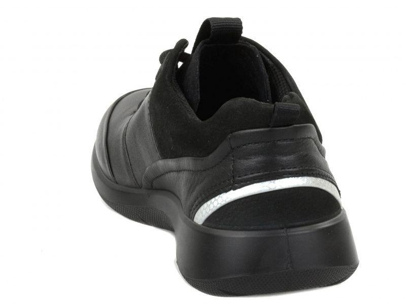 Полуботинки для женщин ECCO SOFT 5 ZW5673 купить обувь, 2017