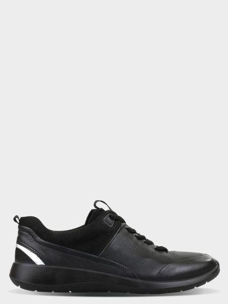 Полуботинки для женщин ECCO SOFT 5 ZW5673 брендовая обувь, 2017