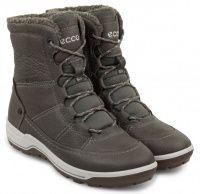 женская обувь ECCO серого цвета приобрести, 2017