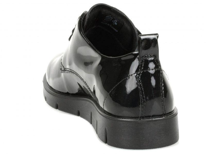 Полуботинки для женщин ECCO BELLA ZW5704 размеры обуви, 2017