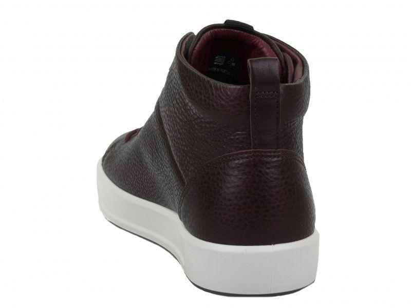 жіночі черевики ecco soft 8 ladies 440533(01070) шкіряні фото 1