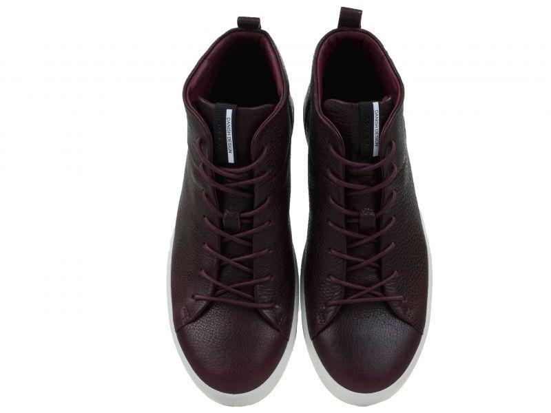 жіночі черевики ecco soft 8 ladies 440533(01070) шкіряні фото 3