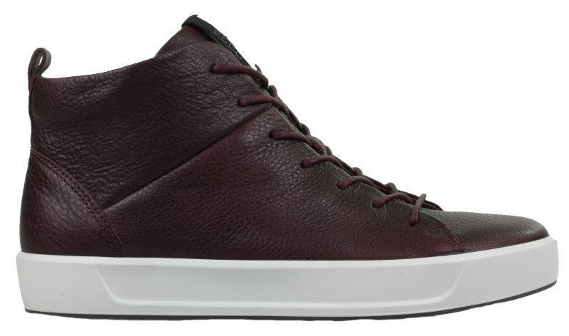 жіночі черевики ecco soft 8 ladies 440533(01070) шкіряні