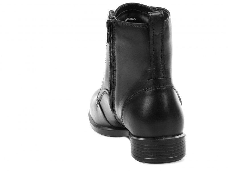 жіночі черевики ecco touch 25 b 264533(01001) шкіряні фото 1