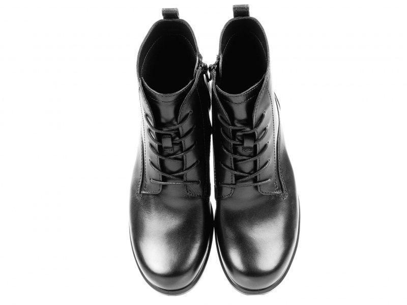 жіночі черевики ecco touch 25 b 264533(01001) шкіряні фото 3