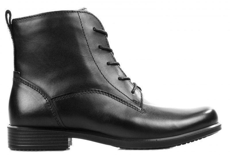 жіночі черевики ecco touch 25 b 264533(01001) шкіряні