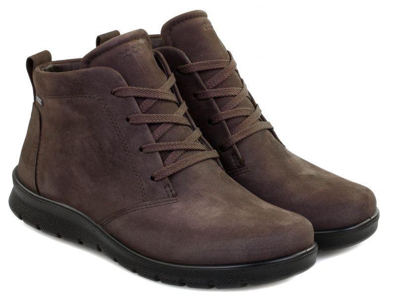 Купить Ботинки женские ECCO BABETT BOOT ZW5737, Коричневый