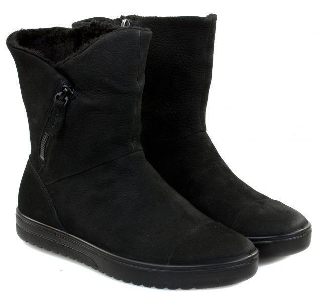 Купить Сапоги для женщин ECCO FARA ZW5743, Черный
