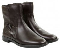 женская обувь ECCO коричневого цвета характеристики, 2017