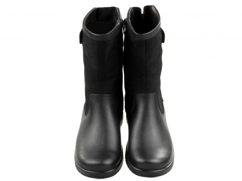 Чоботи  жіночі ECCO BABETT BOOT 215603(01001) ціна взуття, 2017