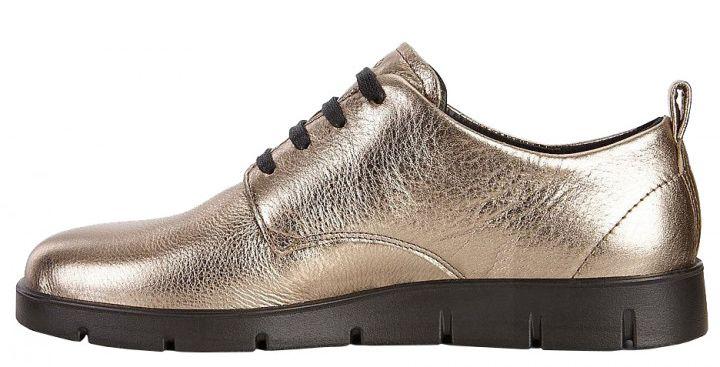 Полуботинки для женщин ECCO BELLA ZW5819 брендовая обувь, 2017