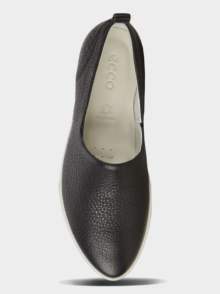 Слипоны для женщин ECCO GILLIAN ZW5831 брендовая обувь, 2017