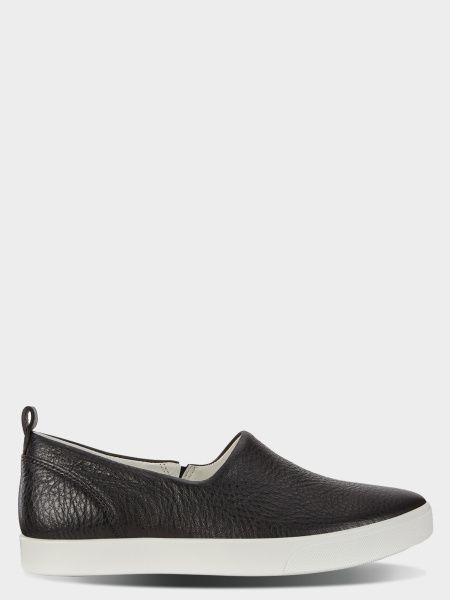 Слипоны для женщин ECCO GILLIAN ZW5831 модная обувь, 2017