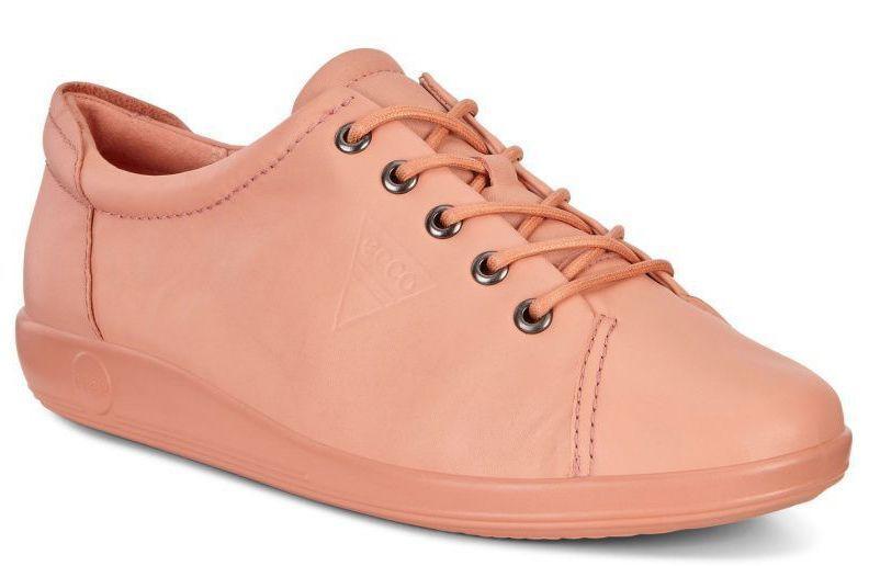 Полуботинки женские ECCO SOFT 2.0 ZW5841 размеры обуви, 2017