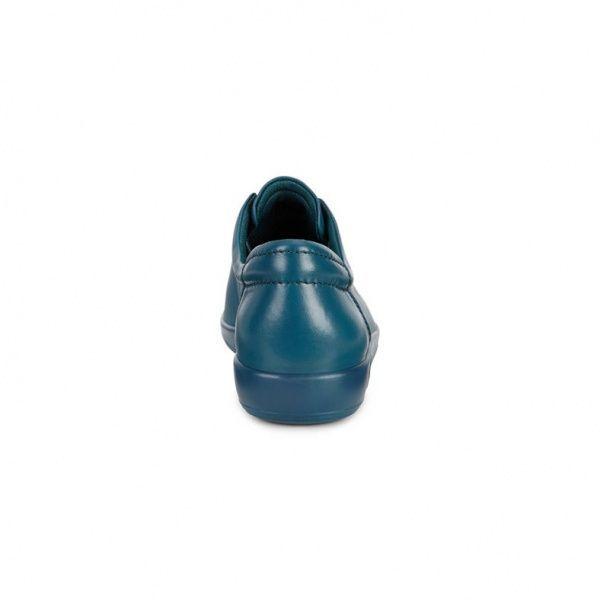Полуботинки женские ECCO SOFT 2.0 ZW5842 брендовая обувь, 2017