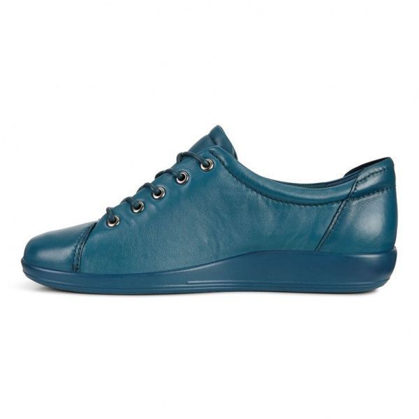 Полуботинки женские ECCO SOFT 2.0 ZW5842 размеры обуви, 2017