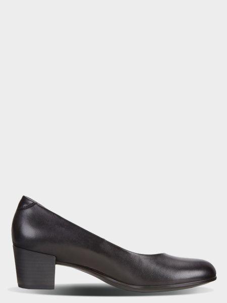 жіночі туфлі ecco shape m 35 273003(01001) шкіряні d8507950f681f