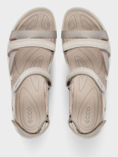 Сандалии женские ECCO CRUISE II ZW5873 брендовая обувь, 2017