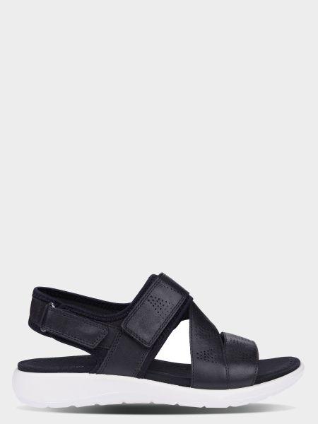 Сандалии женские ECCO SOFT 5 SANDAL ZW5895 размеры обуви, 2017