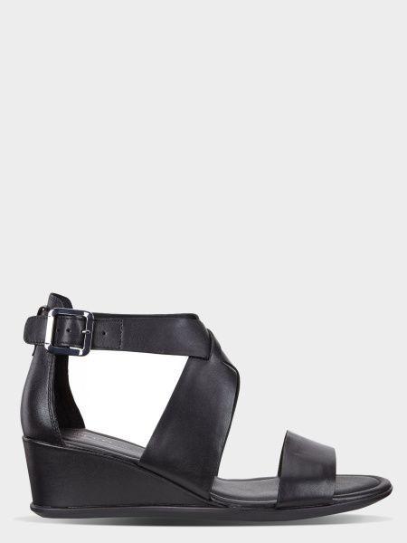 Босоножки для женщин ECCO SHAPE 35 WEDGE SANDAL ZW5903 брендовая обувь, 2017