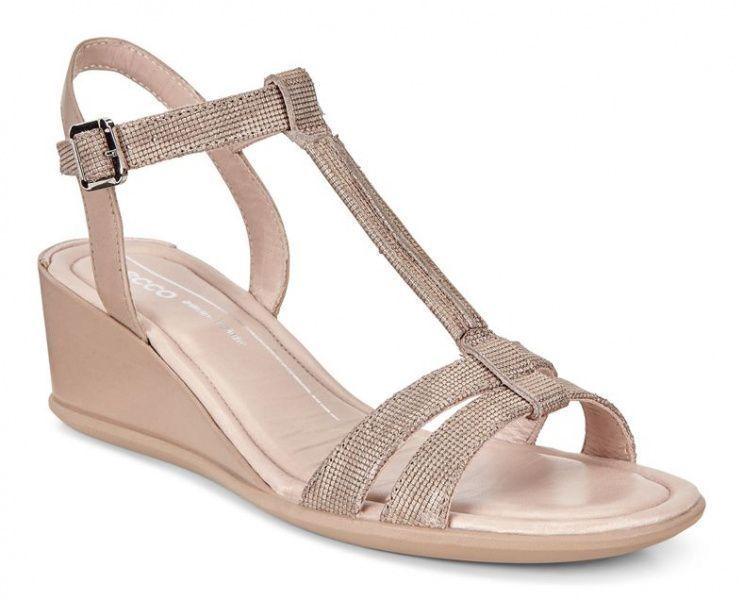 Босоножки для женщин ECCO SHAPE 35 WEDGE SANDAL ZW5905 модная обувь, 2017