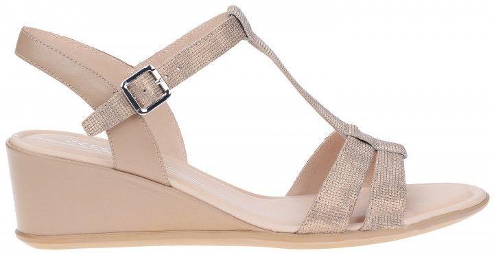 Босоножки для женщин ECCO SHAPE 35 WEDGE SANDAL ZW5905 брендовая обувь, 2017