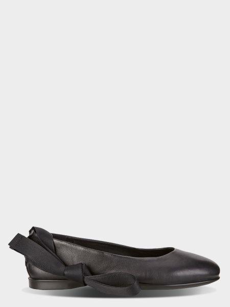 Балетки женские ECCO INCISE ENCHANT ZW5920 купить обувь, 2017