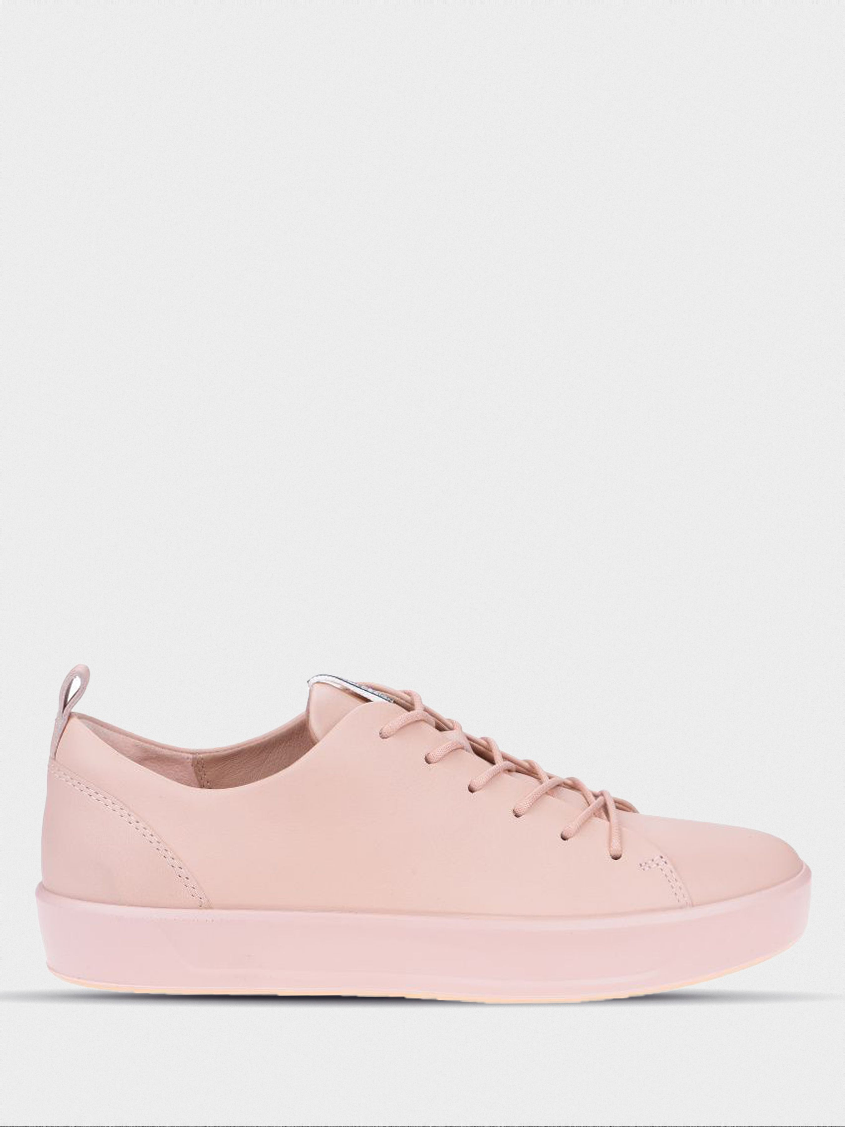 Купить Полуботинки женские ECCO SOFT 8 LADIES ZW5938, Розовый
