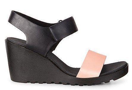 Босоножки женские ECCO FREJA WEDGE ZW5948 брендовая обувь, 2017