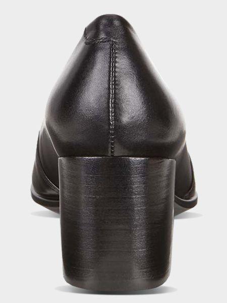 Туфлі  для жінок ECCO SHAPE 45 POINTY BLOCK 262603(01001) розмірна сітка взуття, 2017