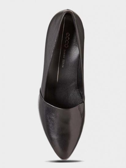 Туфлі  для жінок ECCO SHAPE 45 POINTY BLOCK 262603(01001) брендове взуття, 2017