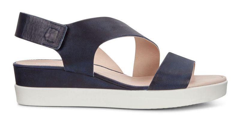 Сандалии для женщин ECCO TOUCH SANDAL PLATEAU ZW5962 цена обуви, 2017