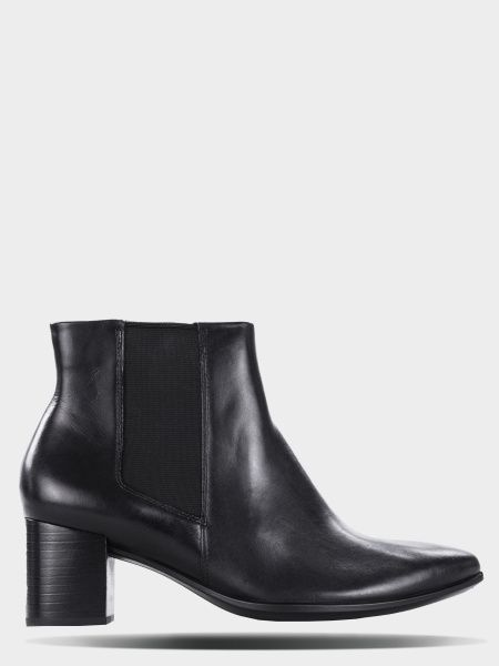 Купить Ботинки женские ECCO SHAPE 45 POINTY BLOCK ZW5988, Черный